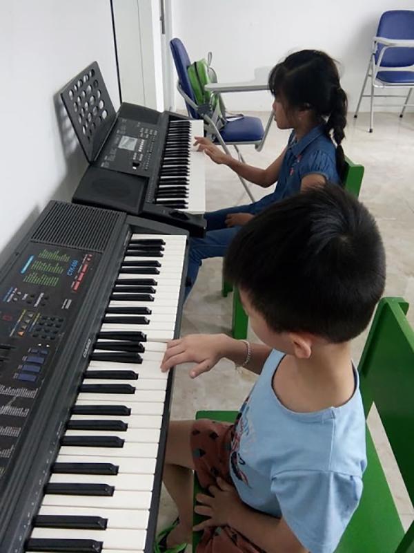 Trung tâm Âm Nhạc Music Pop