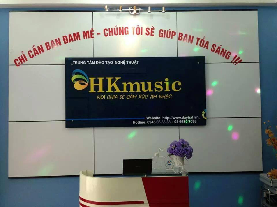 Trung tâm đào tạo nghệ thuật HKmusic (Ba Đình)