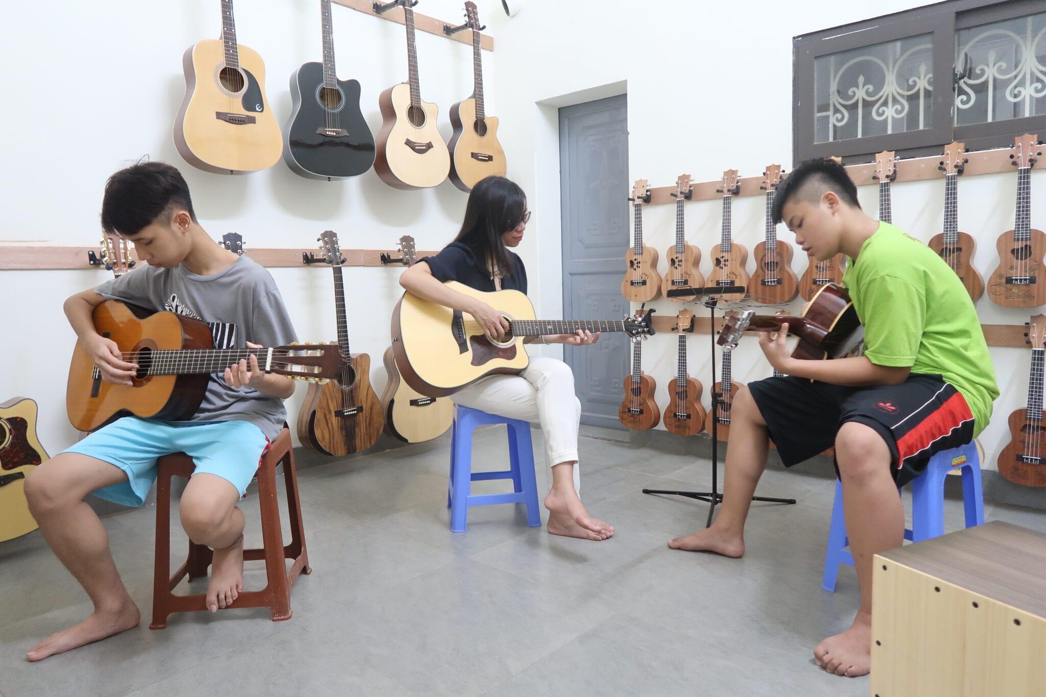 TNGT MUSIC HANOI