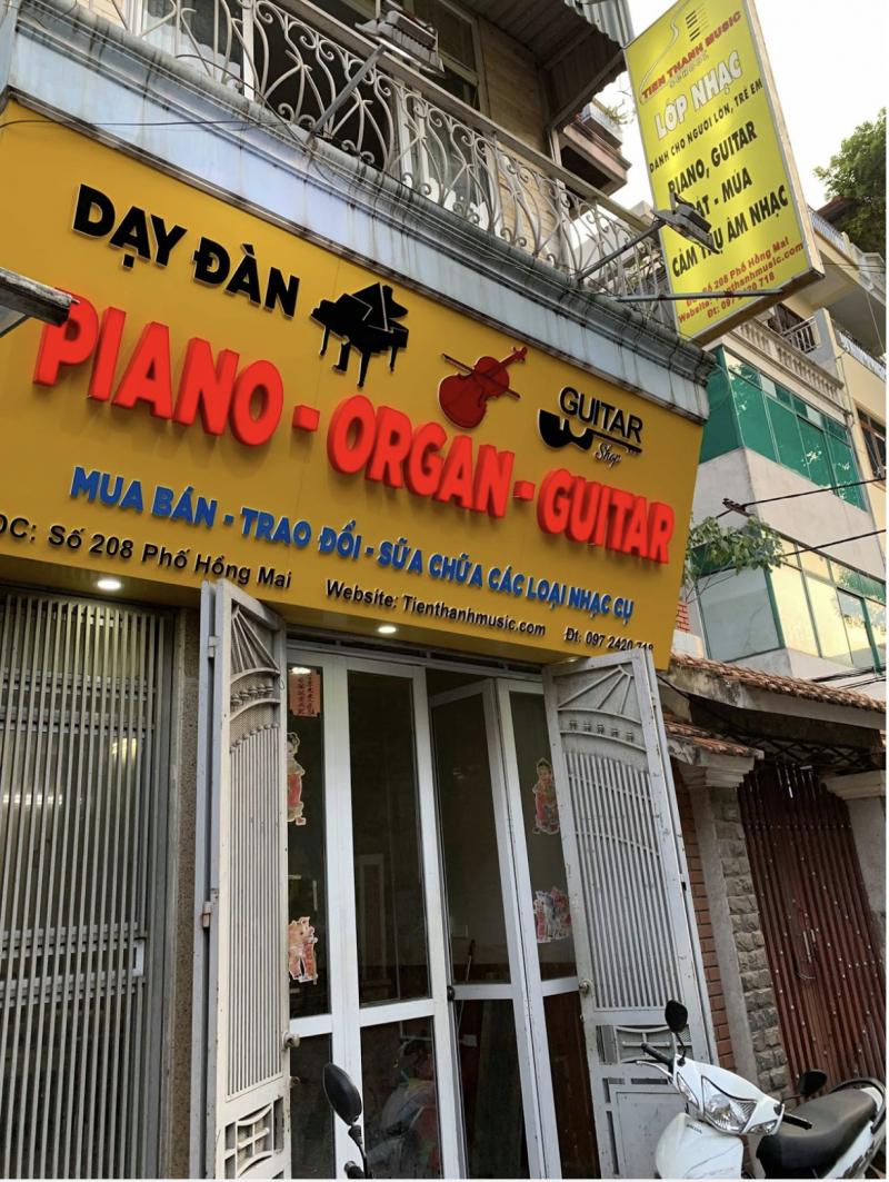 iến Thành Music School