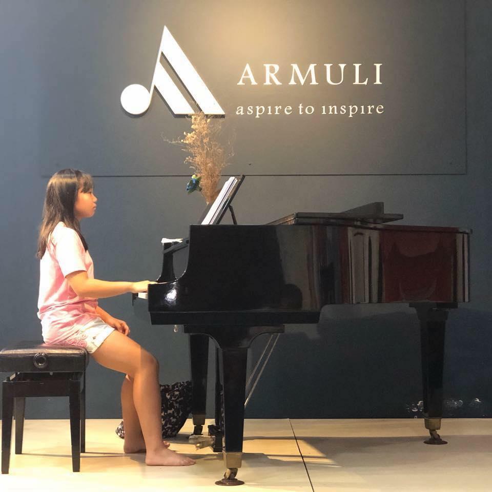 Trung tâm đào tạo Giáo dục - Âm nhạc - Nghệ thuật Armuli