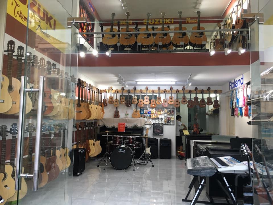 Trung tâm âm nhạc Blues Music