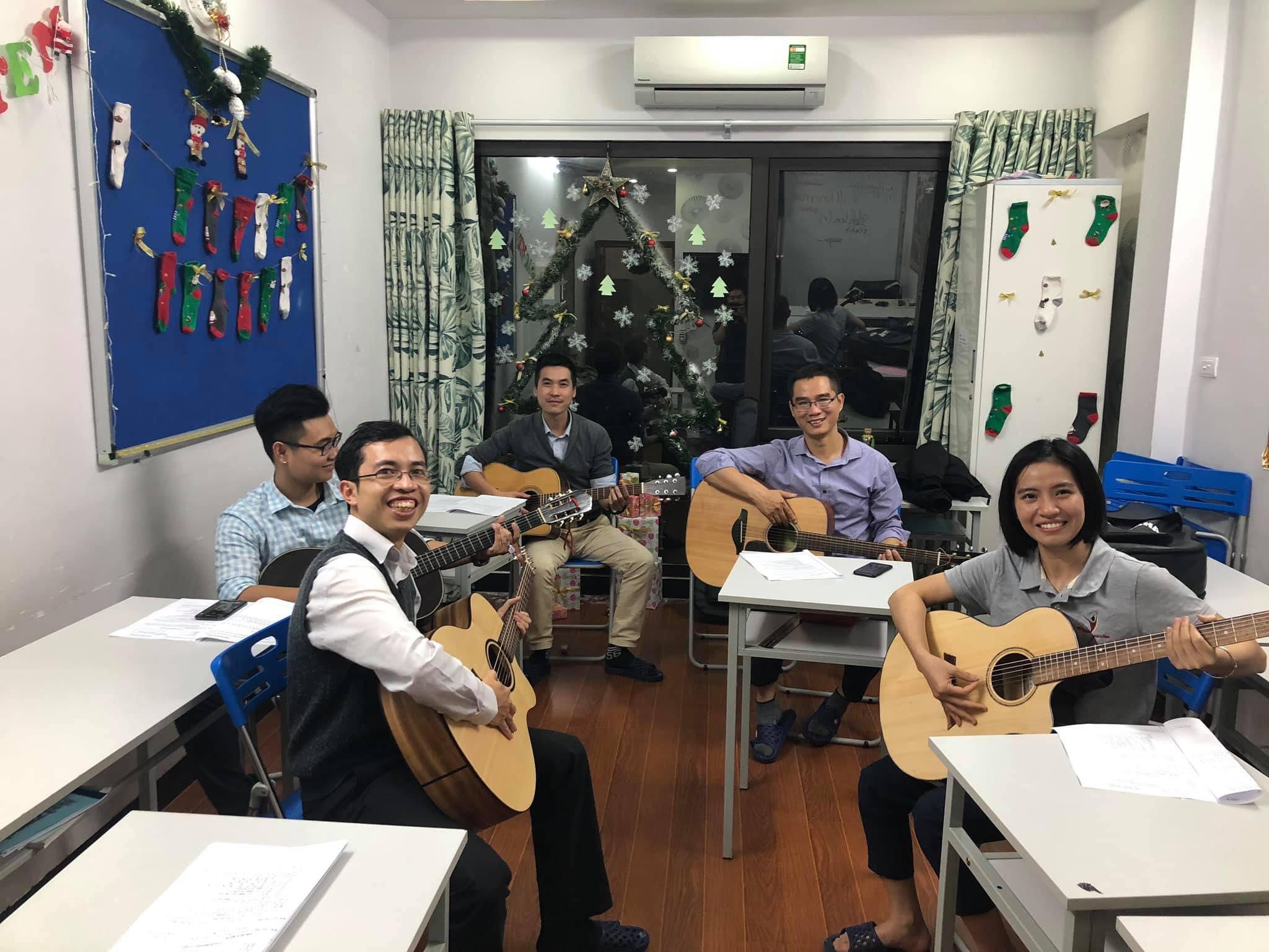 Trung tâm âm nhạc guitar Hà Nội