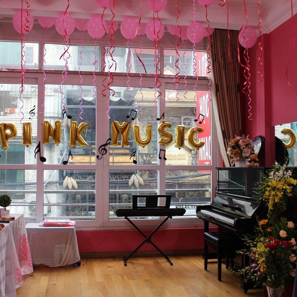 Trung tâm âm nhạc Pink Music