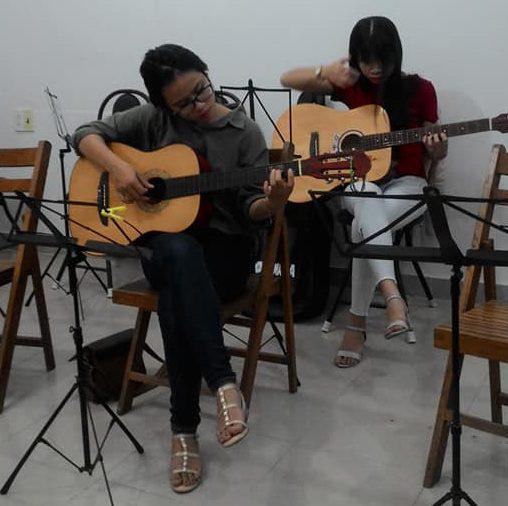 Câu lạc bộ Guitar Classic – trung tâm học đàn Guitar tại Nha Trang