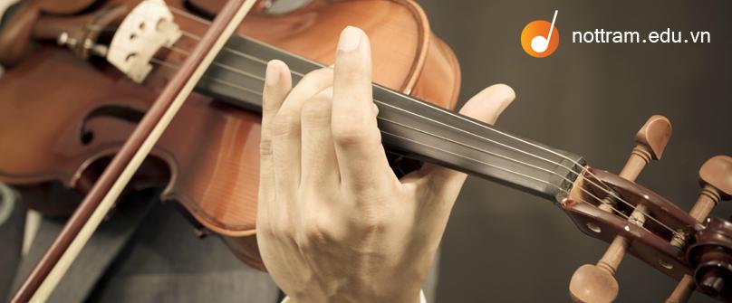 Học violin bình thạnh